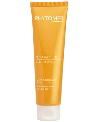 Фитомер Крем Автозагар для лица и тела Phytomer Sun Radiance Self-Tanning Cream, фото 1, цена