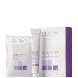 Фото - Revlon Gentle Meches System - Система для мелирования безаммиачная, фото 1, цена