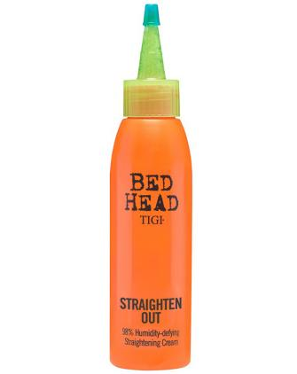 Tigi Bed Head Straighten Out 98% Разглаживающий Крем под утюжки Humidity-Defying Straightening Cream , фото 1, цена