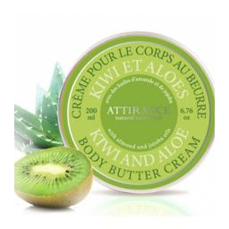 Фото - Крем-масло для тела Киви и алое Body Butter Cream Kiwi & Aloe , фото 1, цена