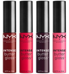 Фото - Блеск для губ Nyx Professional Makeup Intense Butter Gloss , фото 1, цена