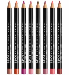 Фото - Карандаш для губ Nyx Professional Makeup Slim Lip Pencil , фото 1, цена