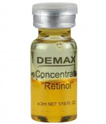 Фото - Демакс Ретинол для лица (витамин А) Концентрат Demax Concentrate Retinol, фото 1, цена