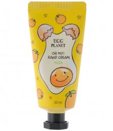 Фото - Крем для рук Цитрон Daeng Gi Meo Ri Egg Planet Yuja Hand Cream, фото 1, цена