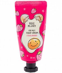 Фото - Тенги Мори Крем для рук Daeng Gi Meo Ri Egg Planet Strawberry Hand Cream - Клубника, фото 1, цена
