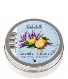 Фото - Крем для тела Лаванда-Лимон Styx Art of Body Care Lavender-Lemon Body Cream, фото 1, цена